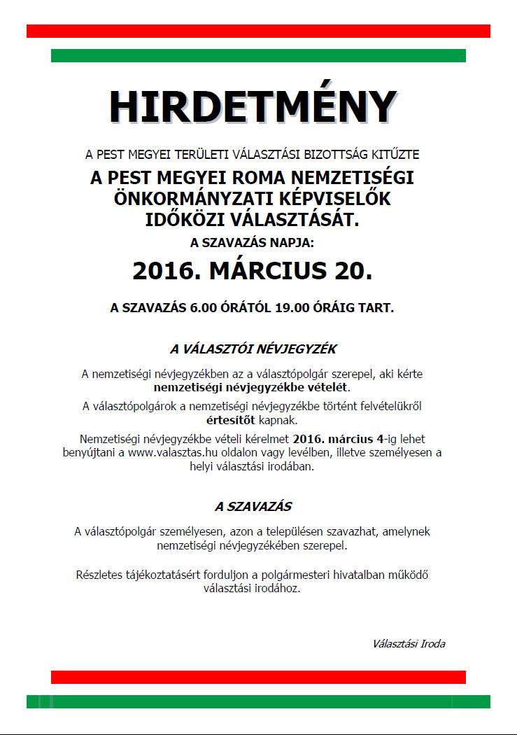 HIRDETMENY_nemzetisegi_Pest-megye-2016