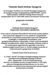 szent_andras_gyogyviz